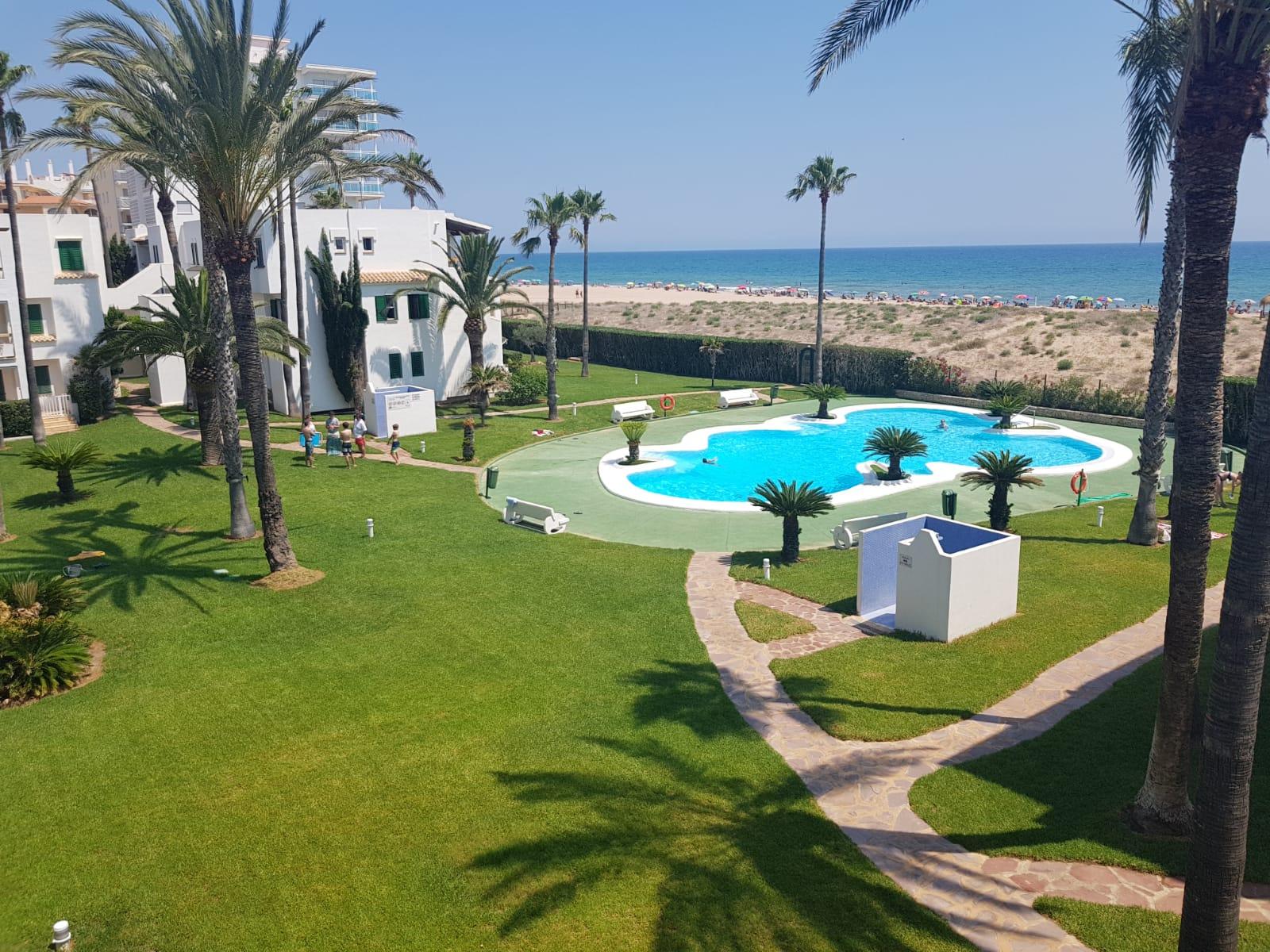 Alquiler de apartamento en la playa de Xeraco - Deltamar 69