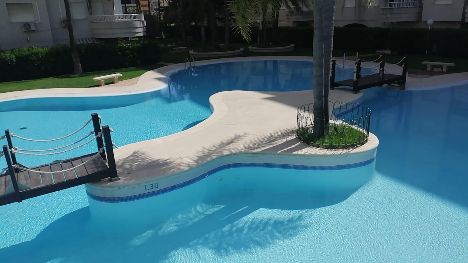Apartamento en Playa de Gandía-Referencia Tropicana